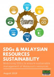 SDGs & Malaysian Resource Sustainability
